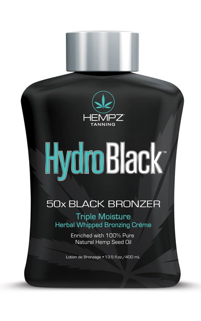Фото крема Hempz Hydro Black 50x Bronzer