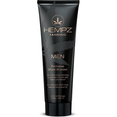 Фото крема Hempz Mens Exclusive Black Bronzer