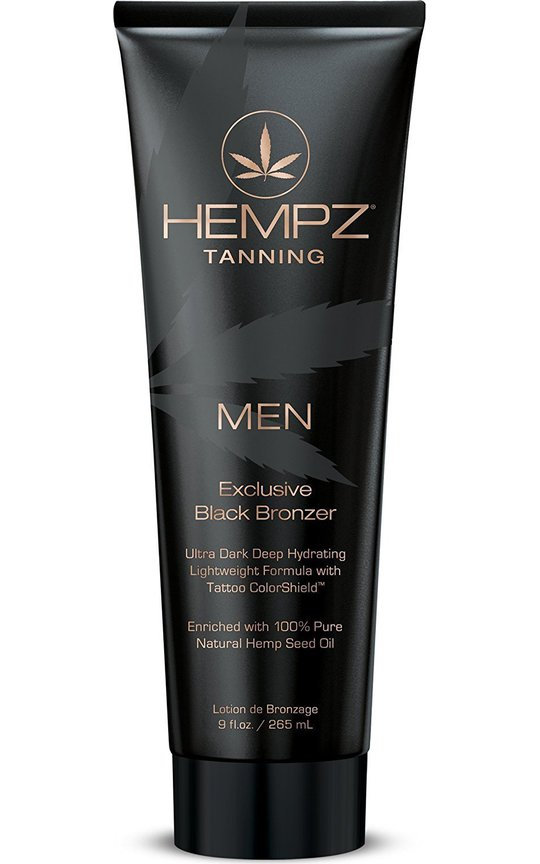 Фото крема Hempz Mens Exclusive Black Bronzer