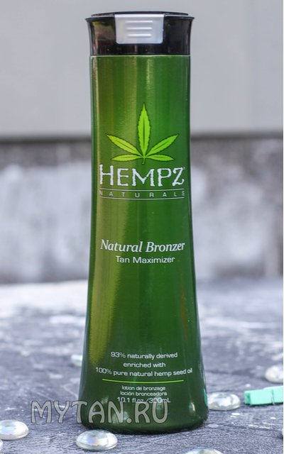 Фото крема Hempz Naturals Natural Bronzer