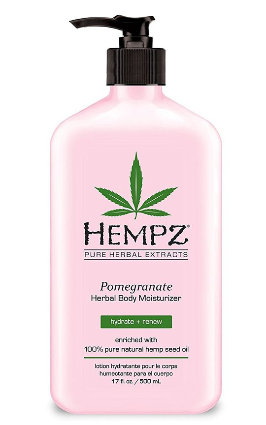 Фото крема Hempz Pomegranate Moisturizer