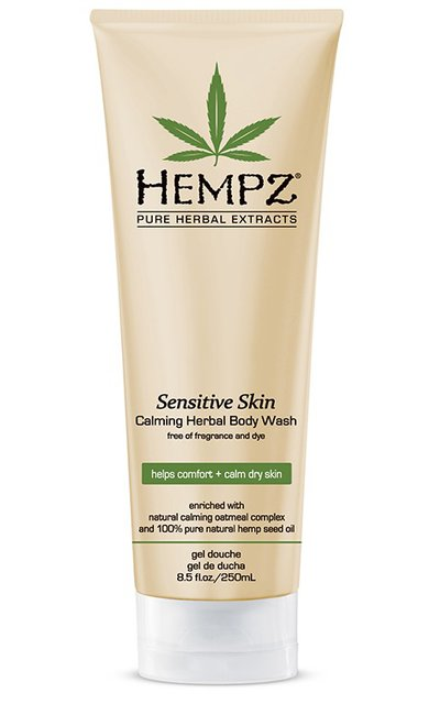 Фото крема Hempz Sensitive Skin Body Wash