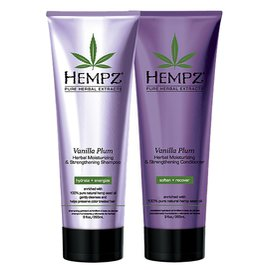 Фото крема Hempz Conditioner Vanilla Plum