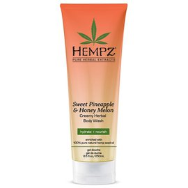 Фото крема Hempz Sweet Pineapple Honey Melon Body Wash