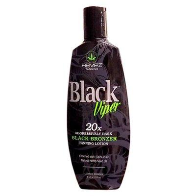 Фото крема Hempz Black Viper 20x Black Bronzer