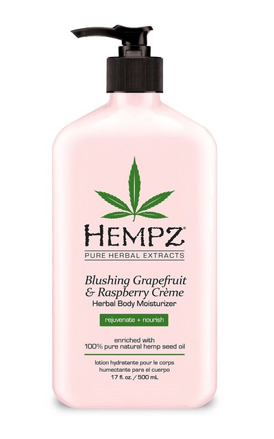 Фото крема Hempz Blushing Grapefruit & Raspberry Creme Herbal Body Moisturizer