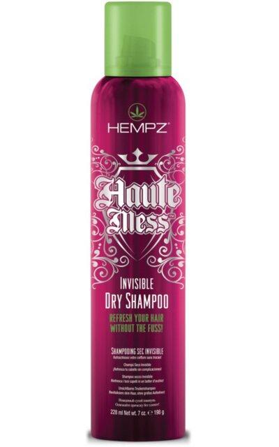 Фото крема Hempz Haute Mess Dry Shampoo