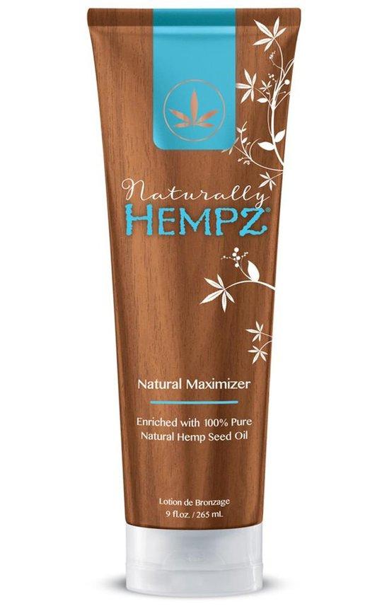 Фото крема Naturally Hempz Natural Maximizer