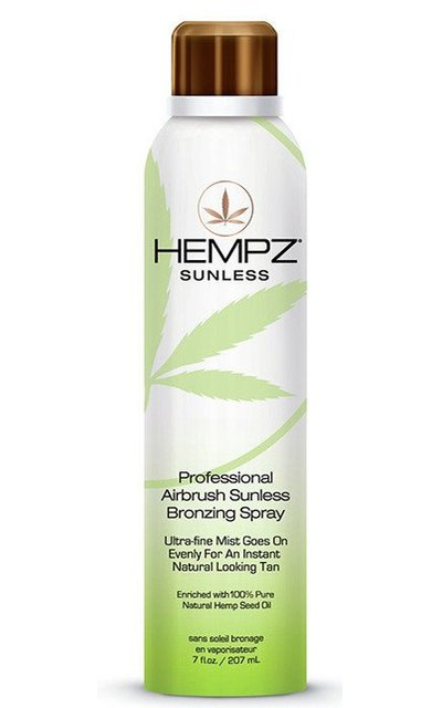 Фото крема Hempz Professional Airbrush Sunless Bronzing Spray