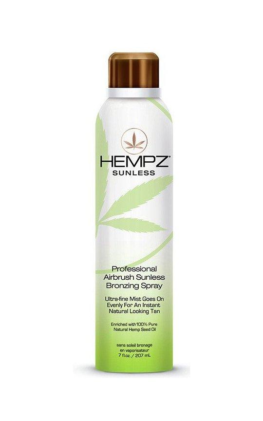Фото крема Hempz Professional Airbrush Sunless Bronzing Spray