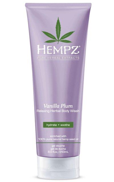 Фото крема Hempz Vanilla Plum Herbal Body Wash