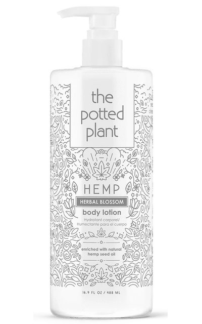 Фото крема Herbal Blossom Body Lotion