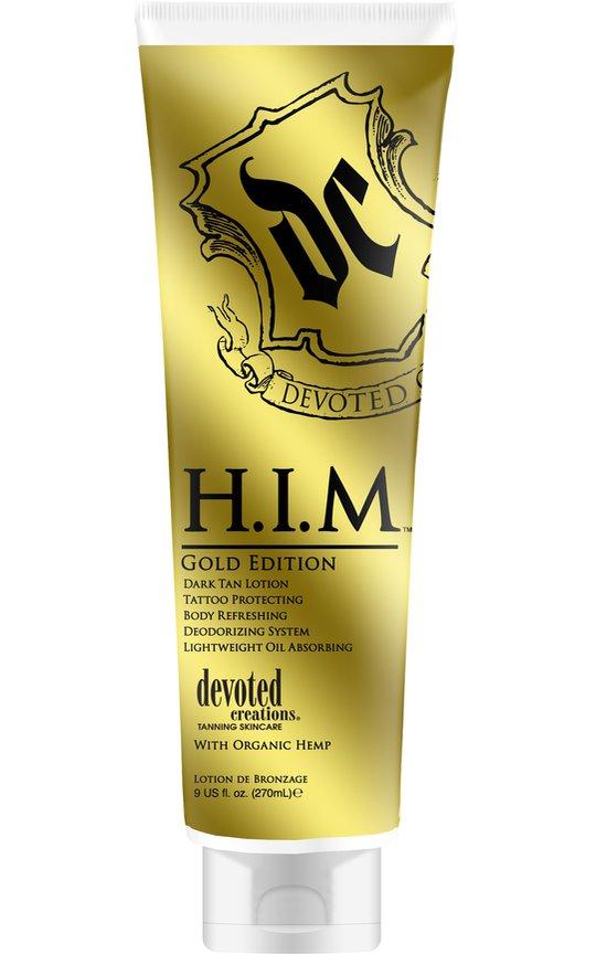 Фото крема H.I.M. Gold Edition
