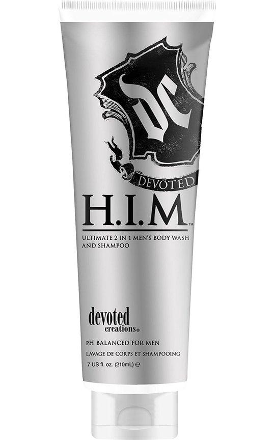 Фото крема H.I.M Body Wash & Shampoo