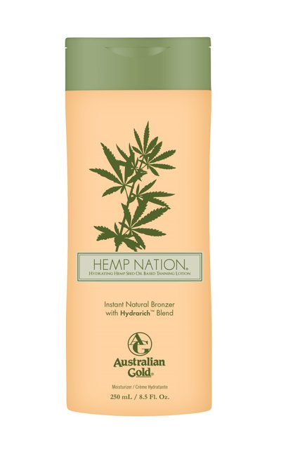 Фото крема Hemp Nation Natural Bronzer