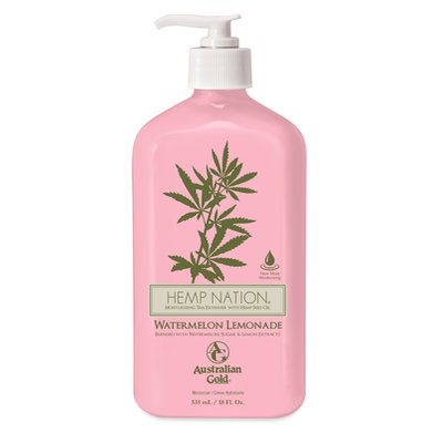 Фото крема Hemp Nation Watermelon Lemonade