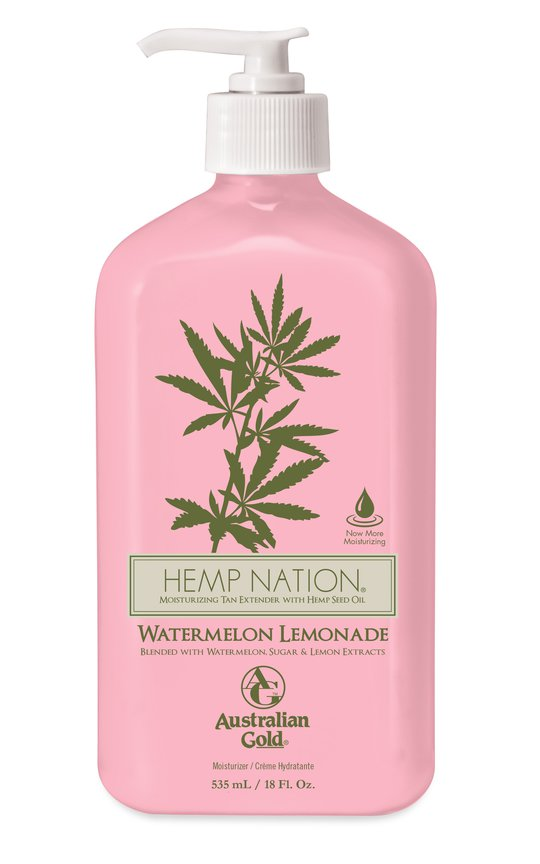 Фото крема Hemp Nation Watermelon Lemonade