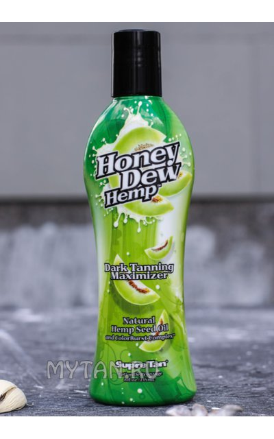 Фото крема HONEY DEW HEMP