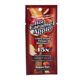 Фото крема HOT CARAMEL APPLE 15X TINGLE BRONZER