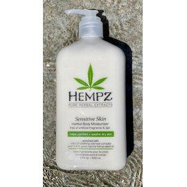 Фото крема Hempz Sensitive Skin Herbal Moisturizer