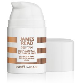Фото крема James Read Sleep Mask Tan Go Darker Face