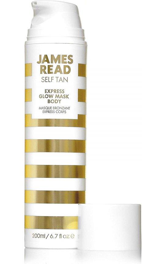 Фото крема James Read Express Glow Mask Tan Body