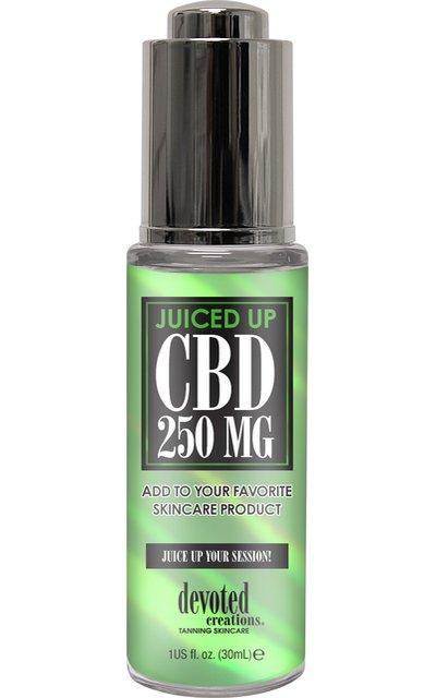 Фото крема Juiced Up CBD Drops