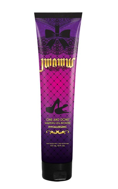 Фото крема JWOWW One and Done Warming Leg Bronzer