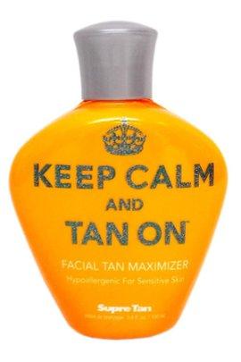 Фото крема Keep Calm & Tan On Facial Tanner