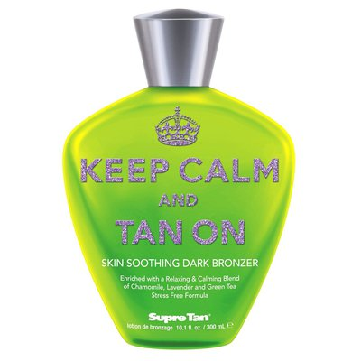Фото крема Keep Calm & Tan On Dark Bronzer
