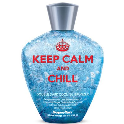 Фото крема Keep Calm & Chill Double Dark Cooling Bronzer