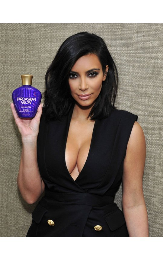 Фото крема Kardashian Glow Double Dip Intensifier