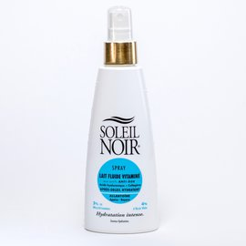 Фото крема Soleil Noir Lait Fluid Vitamine