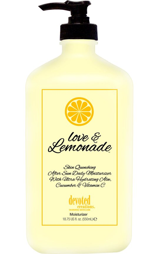 Фото крема Love & Lemonade