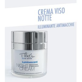 Фото крема That'so Luminescent Night Cream