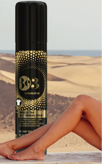 Фото крема Be3 Miracle Tan Abbronzante Spray