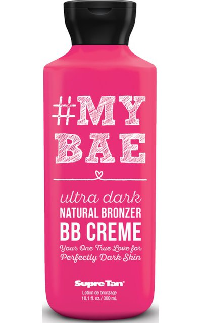 Фото крема #MyBae Dark Natural Bronzer BB Creme