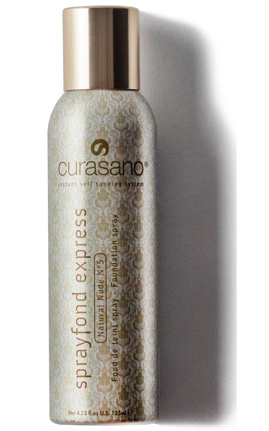 Фото крема Curasano Sprayfond Express Natural Nude №5