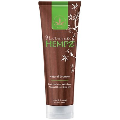 Фото крема Naturally Hempz Natural Bronzer
