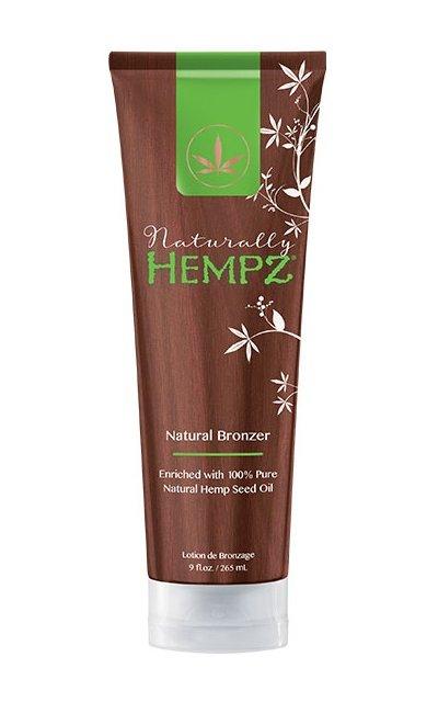 Фото крема Naturally Hempz Natural Bronzer