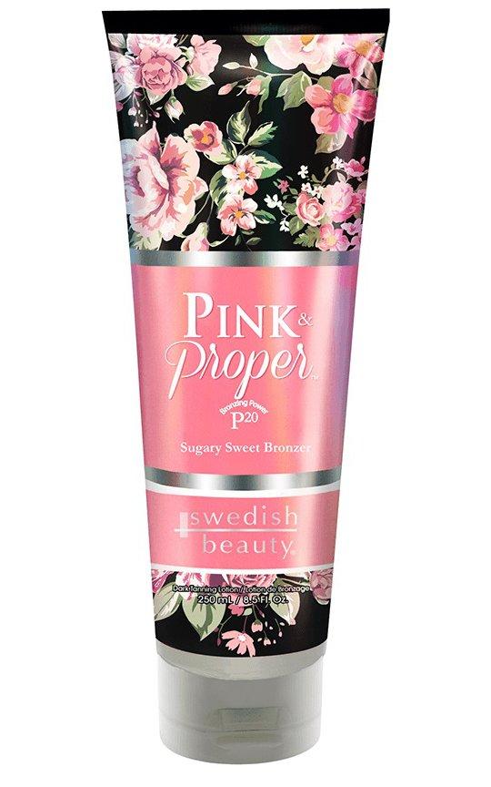 Фото крема Swedish Beauty Pink & Proper