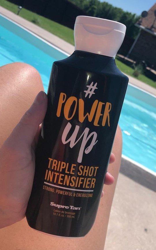 Фото крема #PowerUp Triple Shot