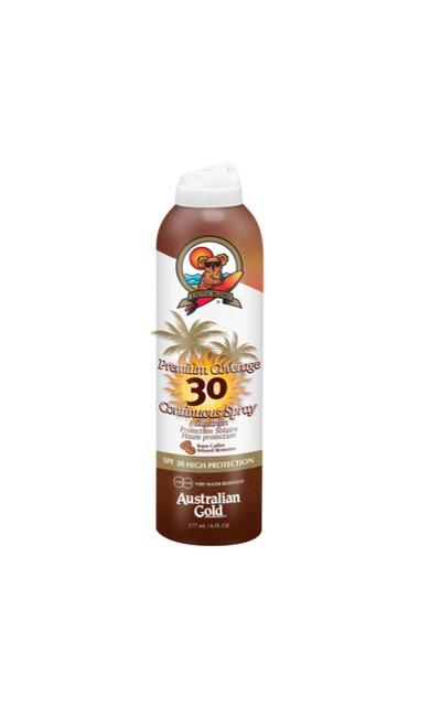 Фото крема Premium Coverage SPF 30 Spray with bronzer