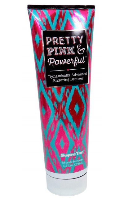 Фото крема Pretty Pink Powerful Dynamically Advanced Bronzer
