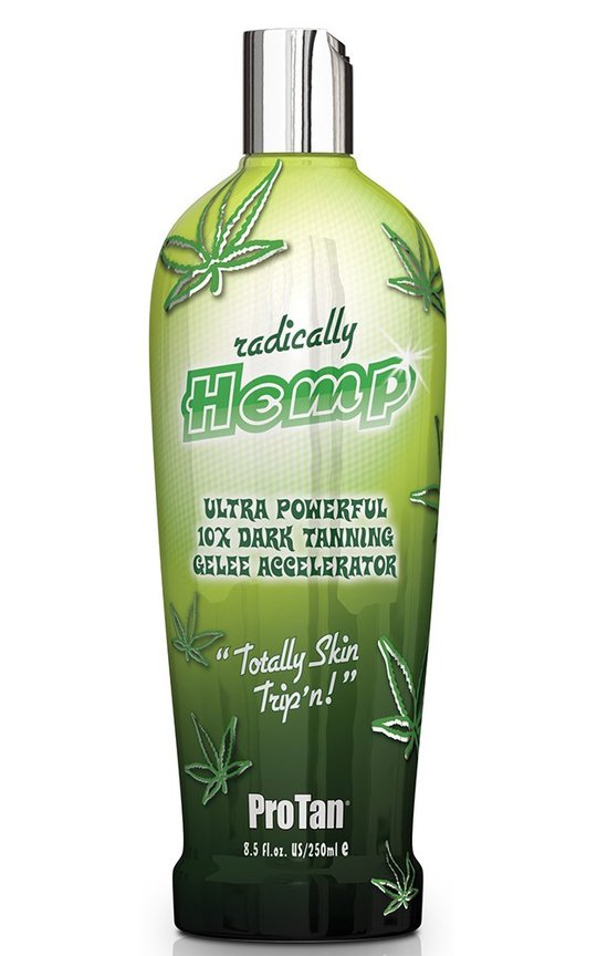 Фото крема Pro Tan Radically Hemp