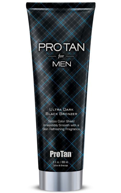 Фото крема Pro Tan Ultra Dark Black Bronzer For Men