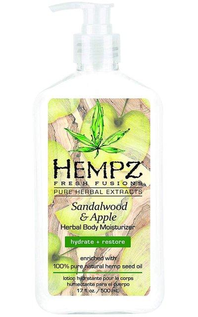 Фото крема Hempz Sandalwood & Apple Herbal Body Moisturizer