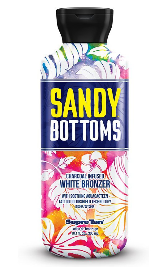 Фото крема Sandy Bottoms White Bronzer
