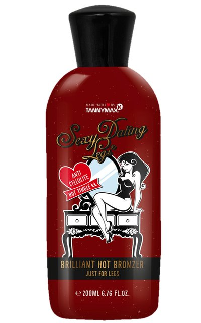 Фото крема TannyMaxx Sexy Dating Legs Hot Brilliant Bronzer