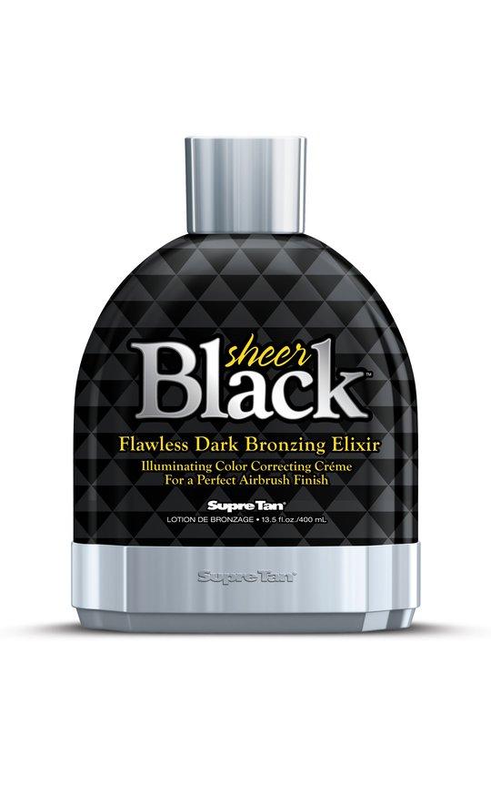 Фото крема Sheer Black Flawless Dark Bronzing Elixir